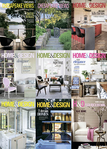 Home-Design-2018-Full-Year-Collection Home & Design - 2018 Full Year Collection