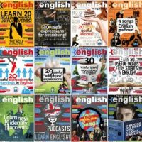 Learn Hot English – Full Year 2014 Issues Collection