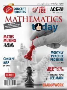 download Mathematics Today – January 2018