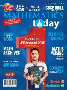 download Mathematics Today - July 2018