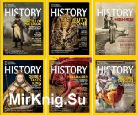 National-Geographic-History-2018-Full-Year-Issues-Collection National Geographic History – 2018 Full Year Issues Collection