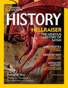 download National Geographic History - September 2018