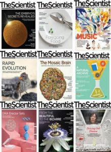 downloadThe Scientist – 2017 Full Year Collection