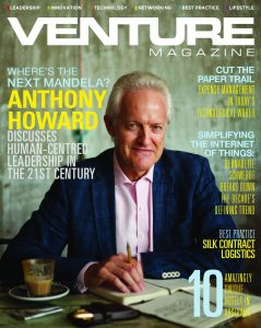 download The Venture - August 2018