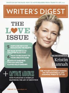 Writers-Digest-February-2018-225x300 Writer's Digest - February 2018