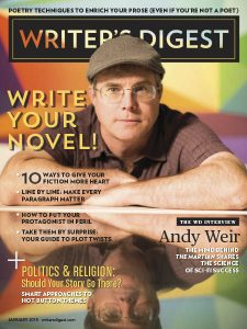 Writers-Digest-January-2018-225x300 Writer's Digest - January 2018