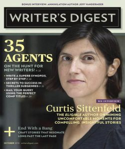 Writers-Digest-October-2018-251x300 Writer's Digest - October 2018