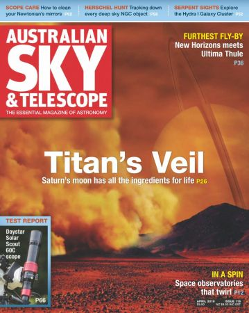 Australian-Sky-Telescope-April-2019 Australian Sky & Telescope - April 2019