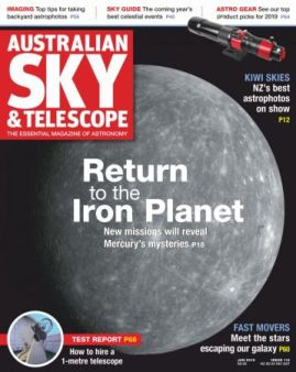 Australian Sky & Telescope - January 2019