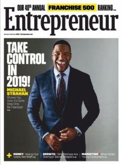 Entrepreneur-USA-January-2019 Entrepreneur USA - January 2019