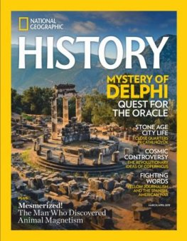 National-Geographic-History-March-April-2019 National Geographic History - March/April 2019
