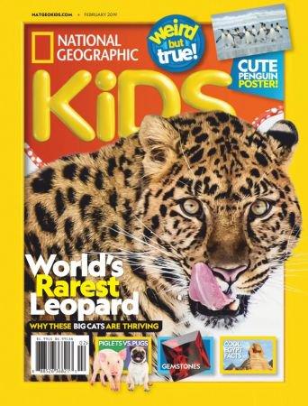 National-Geographic-Kids-USA-February-2019 National Geographic Kids USA - February 2019