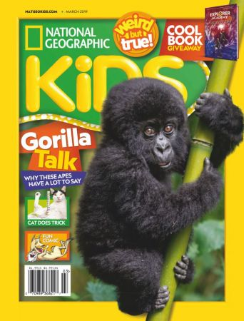 National-Geographic-Kids-USA-March-2019 National Geographic Kids USA - March 2019