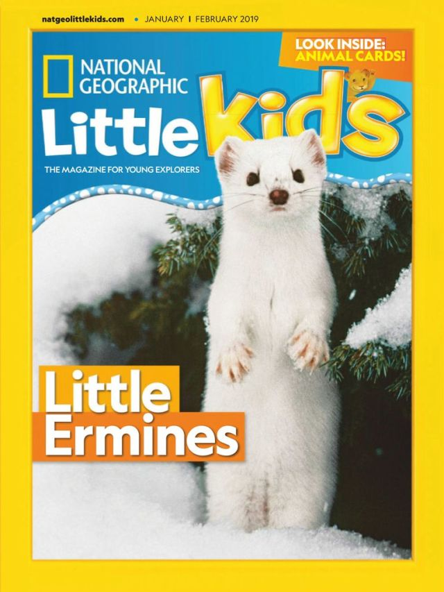 National-Geographic-Little-Kids-January-2019 National Geographic Little Kids - January 2019