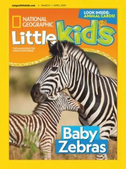 download National Geographic Little Kids - March/April 2019