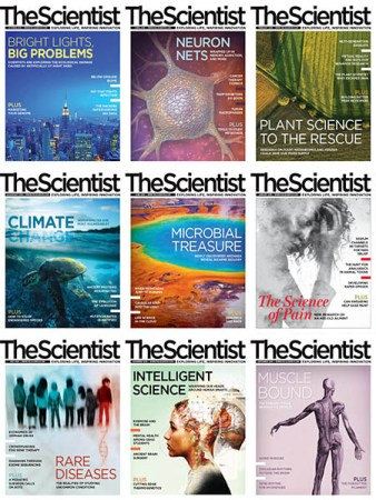 The-Scientist-2018-Full-Year-Collection The Scientist - 2018 Full Year Collection