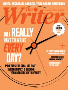 The-Writer-–-April-2019 The Writer – April 2019