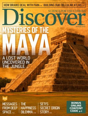 Discover-March-2019 Discover - March 2019