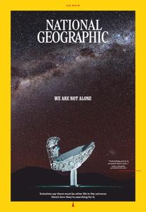 download National Geographic USA - March 2019