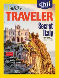 download National Geographic Traveler USA - April/May 2019