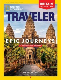 download National Geographic Traveler USA - February 2019