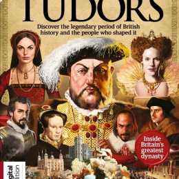 scientificmagazines All-About-History-Book-of-The-Tudors-May-2019 All About History: Book of The Tudors - May 2019 History  All About History