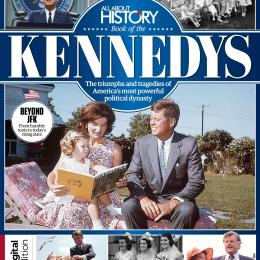 scientificmagazines All-About-History-Book-of-the-Kennedys All About History: Book of the Kennedys - Second Edition 2019 History  All About History