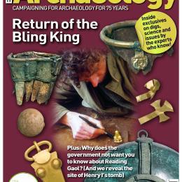 scientificmagazines British-Archaeology-–-July-August-2019 British Archaeology – July/August 2019 History  British Archaeology