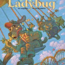 scientificmagazines Ladybug-February-2019 Ladybug - February 2019 For Kids & Teens  Ladybug