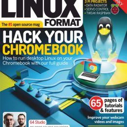 scientificmagazines Linux-Format-UK-June-2019 Linux Format UK - June 2019 Computer  Linux Format UK