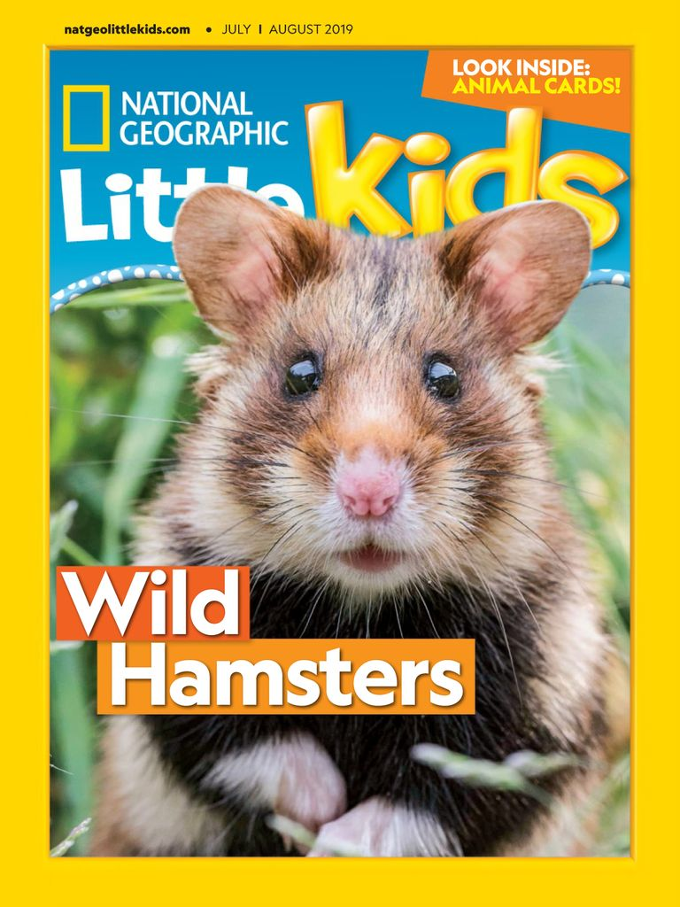 National Geographic Little Kids - July/August 2019