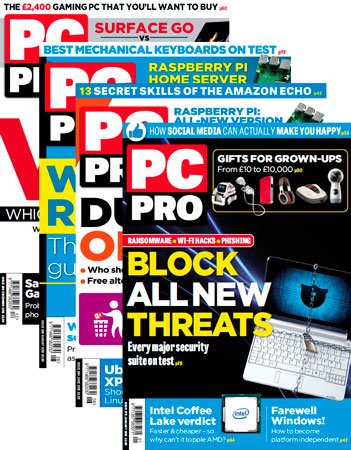PC-Pro-2018-Full-Year-Issues-Collection PC Pro - 2018 Full Year Issues Collection