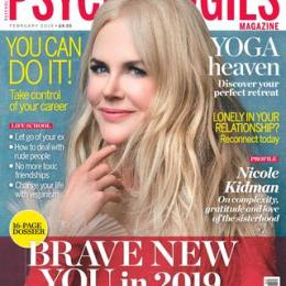 scientificmagazines Psychologies-UK-February-2019 Psychologies UK - February 2019 Psychology  Psychologies UK