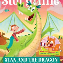 scientificmagazines Storytime-March-2019 Storytime - March 2019 For Kids & Teens  Storytime