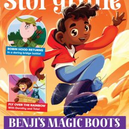 scientificmagazines Storytime-May-2019 Storytime - May 2019 For Kids & Teens  Storytime