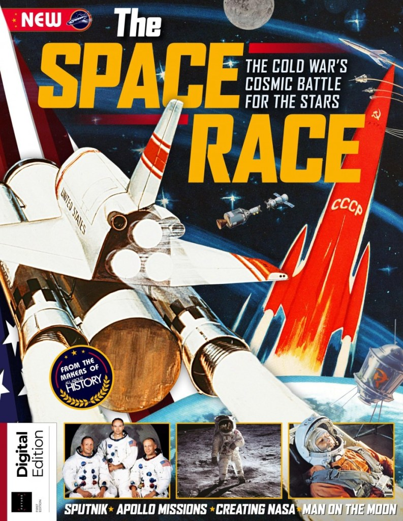 All-About-History-Book-of-the-Space-Race-–-First-Edition-2019 All About History: Book of the Space Race – First Edition 2019