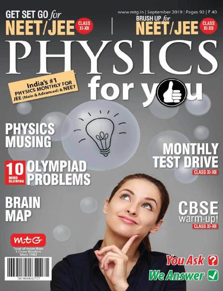 الفيزياء بالنسبة ايلول سبتمبر 2019 Physics-For-You-September-2019.jpg?w=812