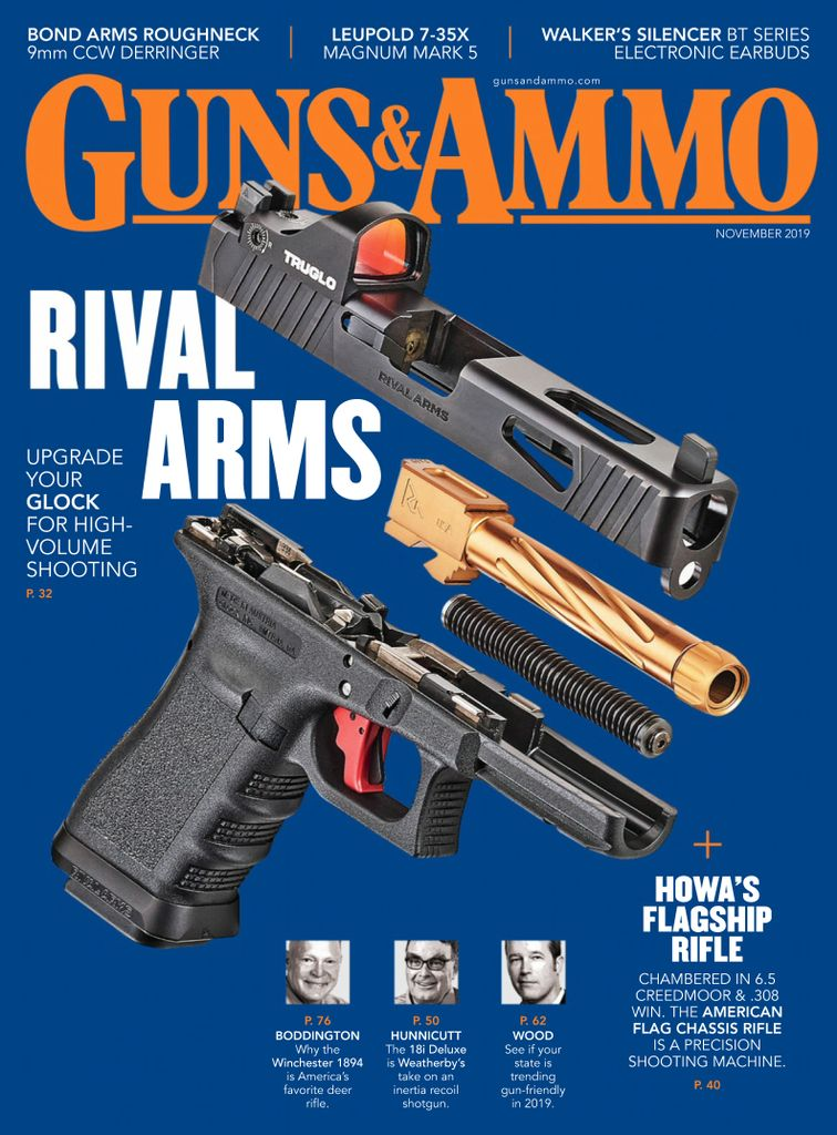 Guns-Ammo-November-2019 Guns & Ammo - November 2019