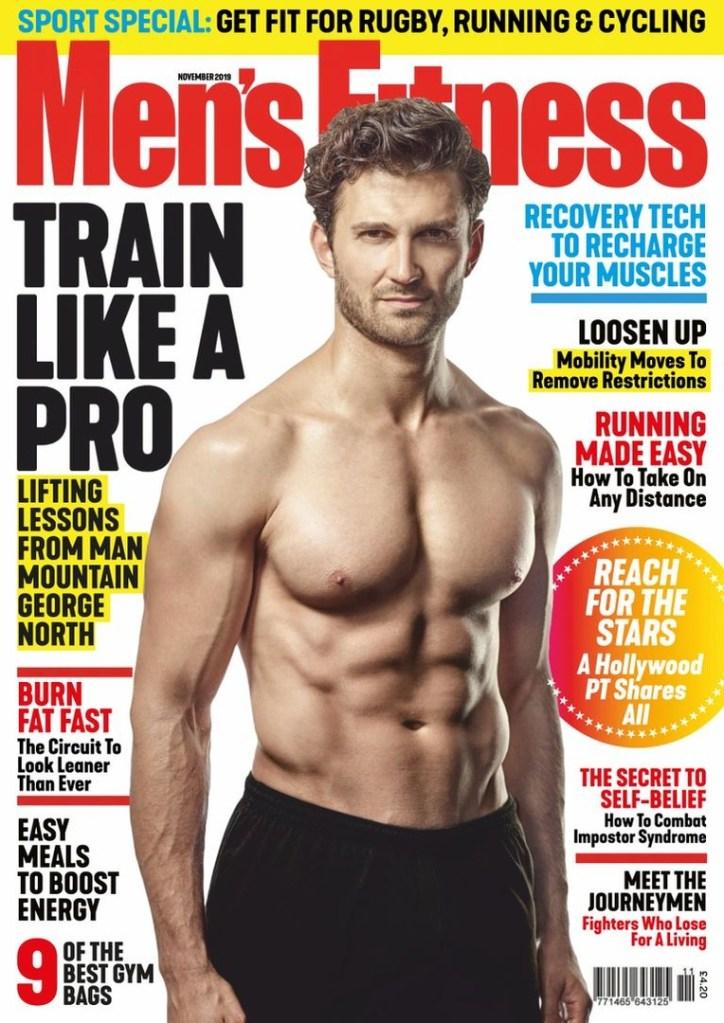 Mens-Fitness-UK-November-2019-1 Men's Fitness UK - November 2019