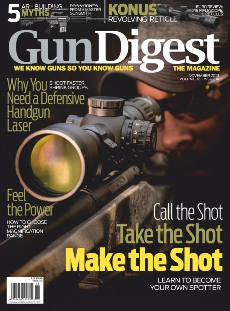 Gun-Digest-November-2019 Gun Digest - November 2019