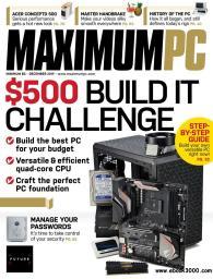 Maximum-PC-December-2019 Maximum PC - December 2019