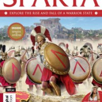 All About History: Book of Sparta - December 2019