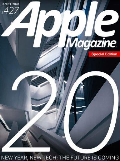AppleMagazine-January-03-2020 AppleMagazine - January 03, 2020