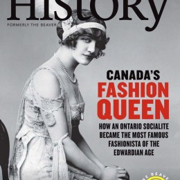 scientificmagazines Canadas-History-February-March-2020 Canada's History - February-March 2020 History  Canada's History