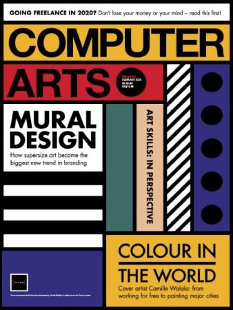 Computer-Arts-February-2020 Computer Arts - February 2020