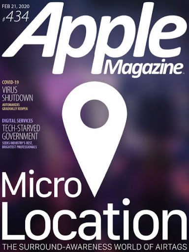 AppleMagazine-February-21-2020 AppleMagazine - February 21, 2020