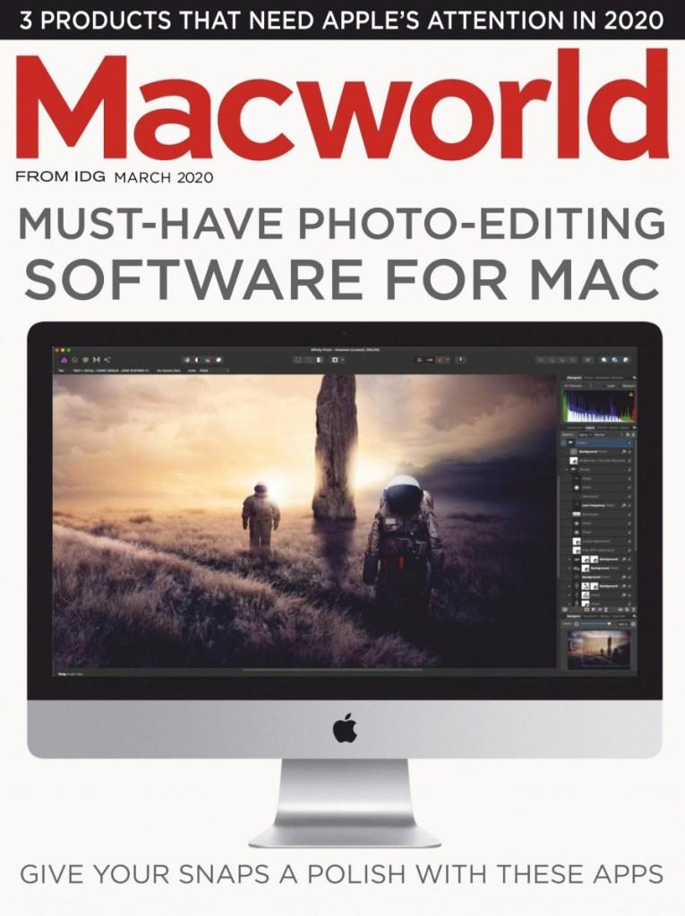 Macworld-UK-March-2020 Macworld UK - March 2020