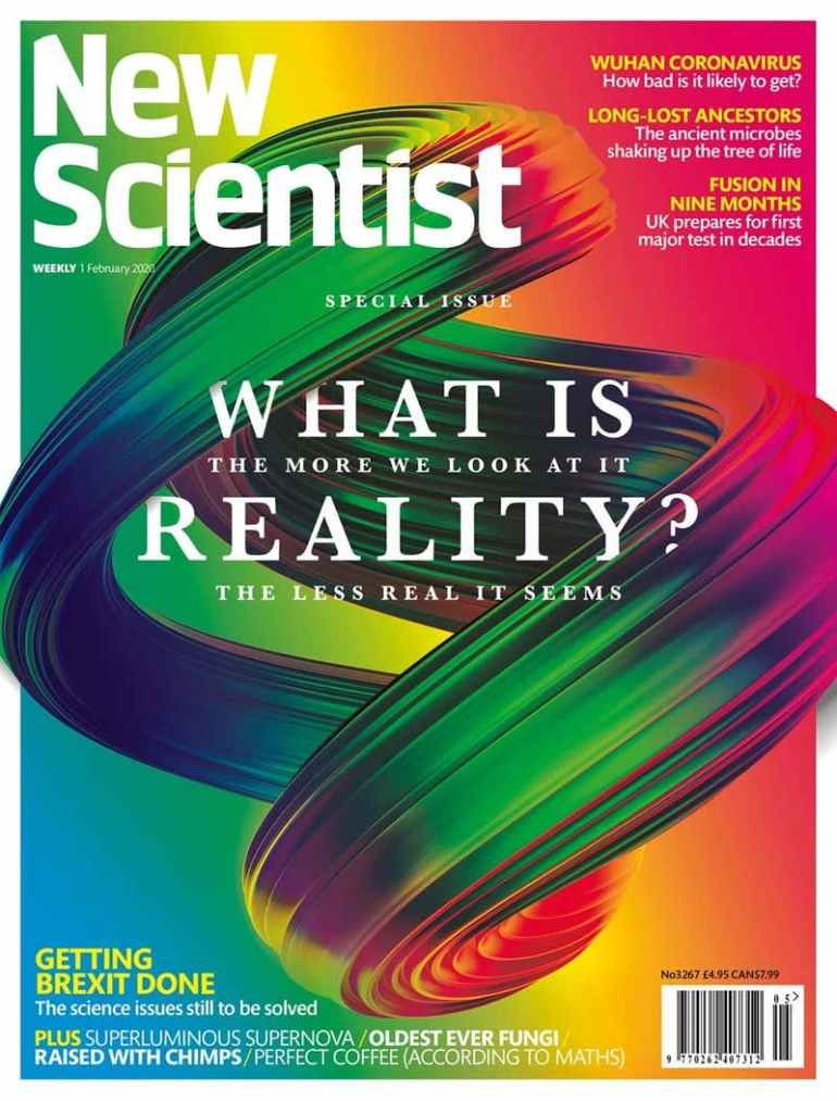 New-Scientist-February-01-2020 New Scientist - February 01, 2020
