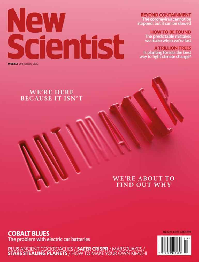 New-Scientist-February-29-2020 New Scientist - February 29, 2020