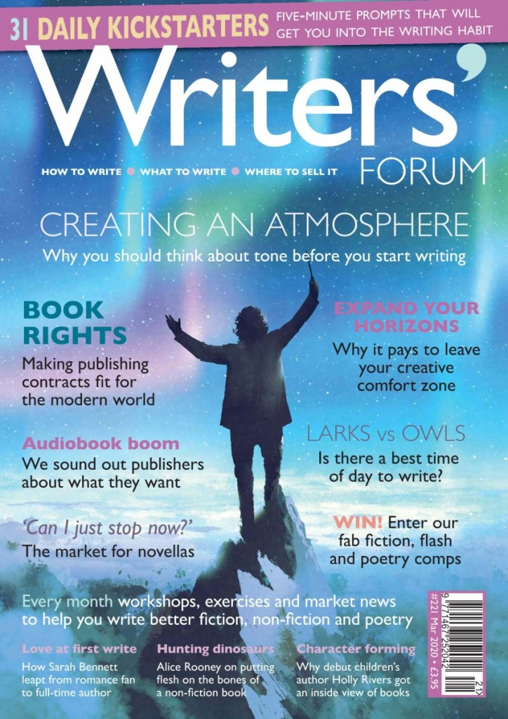 Writers-Forum-Issue-221-February-2020 Writers' Forum - Issue 221 - February 2020
